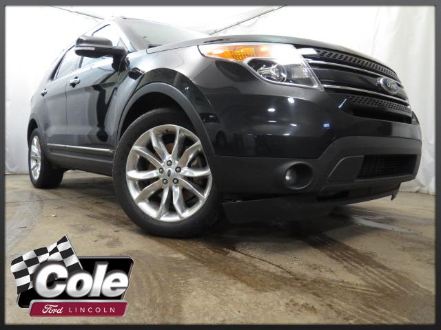 2014 Ford Explorer 4WD 4dr Limited with Navigation & 4WD