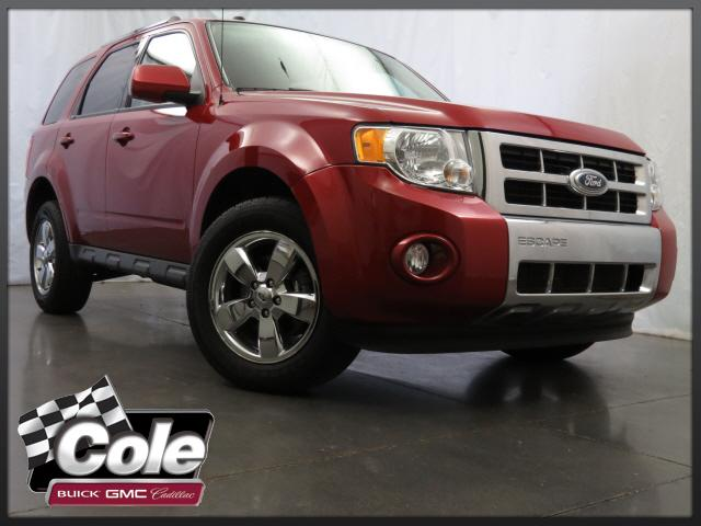 2010 Ford Escape 4WD 4dr Limited 4WD