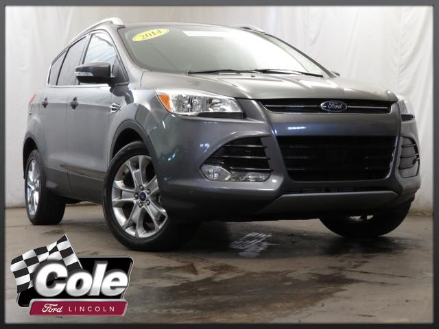 Certified Used Ford Escape 4WD 4dr Titanium