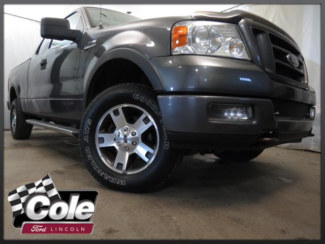 2005 Ford F-150 Supercab 145 FX4 4WD 4WD
