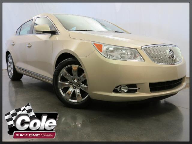 Certified Used Buick LaCrosse 4dr Sdn CXL FWD