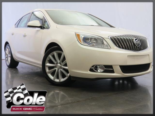 Certified Used Buick Verano 4dr Sdn Leather Group