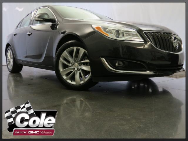 Certified Used Buick Regal 4dr Sdn Premium I FWD
