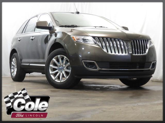 2011 Lincoln MKX AWD 4dr AWD
