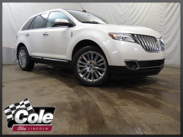 2013 Lincoln MKX AWD 4dr with Navigation & AWD