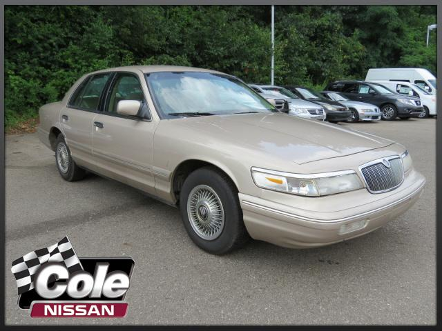 1997 Mercury Grand Marquis 4dr Sdn GS