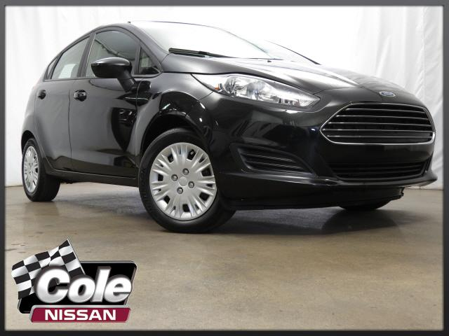 2014 Ford Fiesta 5dr HB S