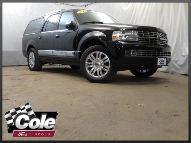 2013 Lincoln Navigator L 4WD 4dr 4WD