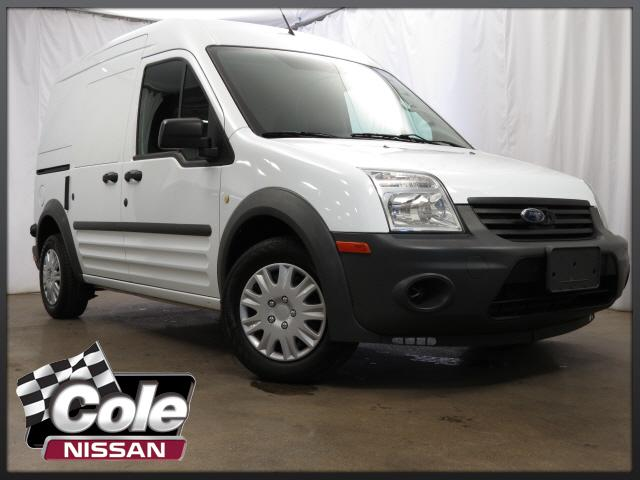 2011 Ford Transit Connect 114.6 XL w/o side or rear door gla